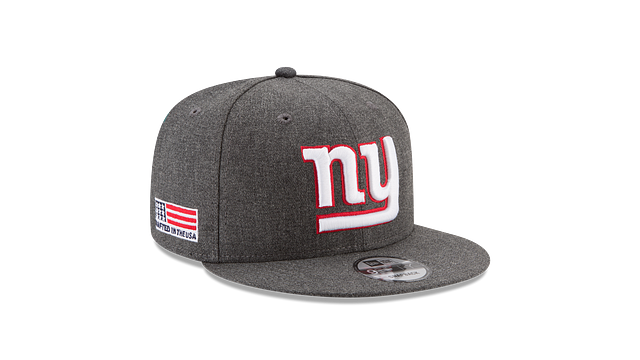 NEW YORK GIANTS CRAFTED IN THE USA 9FIFTY SNAPBACK