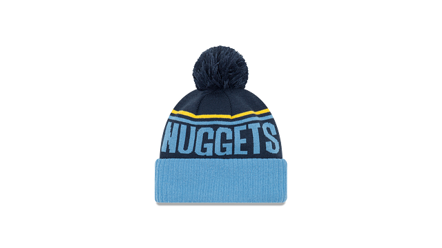 DENVER NUGGETS JUMBO CHEER KNIT Rear view