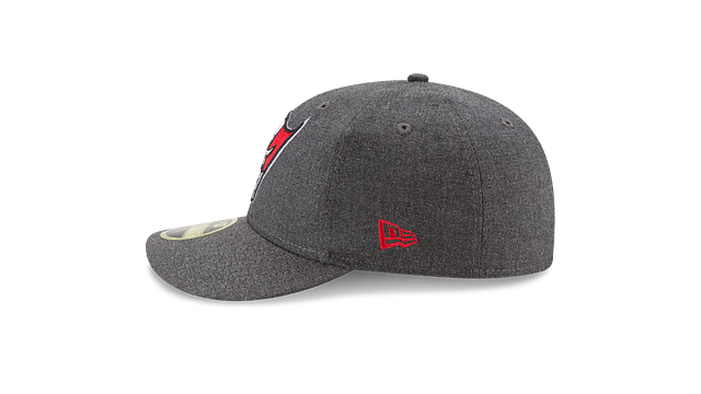 TAMPA BAY BUCCANEERS CRAFTED IN THE USA LOW PROFILE 59FIFTY FITTED