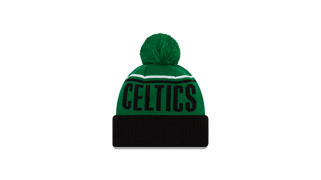 BOSTON CELTICS JUMBO CHEER KNIT Rear view