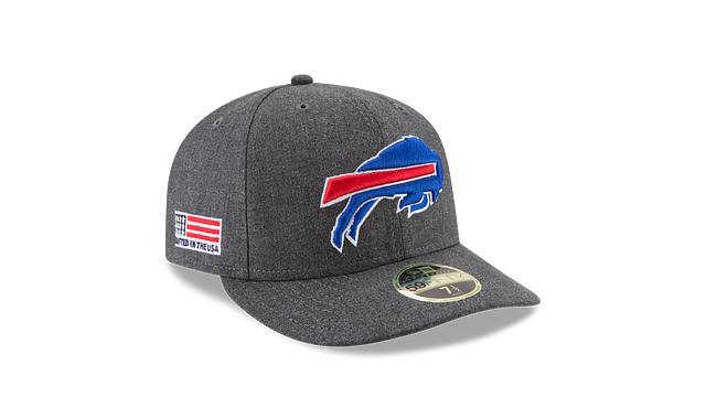 BUFFALO BILLS CRAFTED IN THE USA LOW PROFILE 59FIFTY FITTED