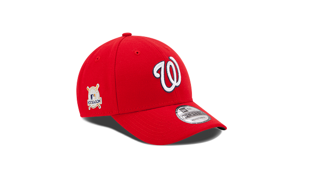 KIDS WASHINGTON NATIONALS POSTSEASON SIDE PATCH 9FORTY ADJUSTABLE