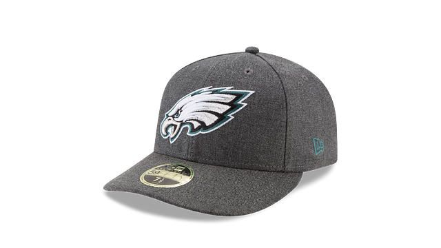 PHILADELPHIA EAGLES CRAFTED IN THE USA LOW PROFILE 59FIFTY FITTED