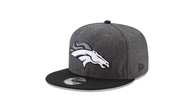 DENVER BRONCOS CRAFTED IN THE USA - BLACK 9FIFTY SNAPBACK