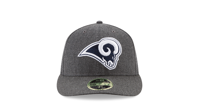 LOS ANGELES RAMS CRAFTED IN THE USA LOW PROFILE 59FIFTY FITTED