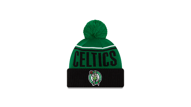 BOSTON CELTICS JUMBO CHEER KNIT Front view