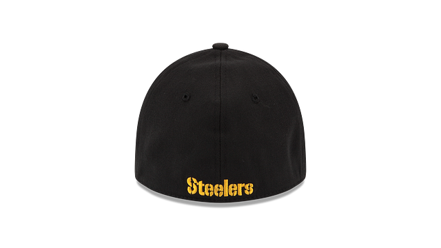 KIDS PITTSBURGH STEELERS TEAM CLASSIC 39THIRTY STRETCH FIT