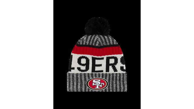 SAN FRANCISCO 49ERS SPORT KNIT