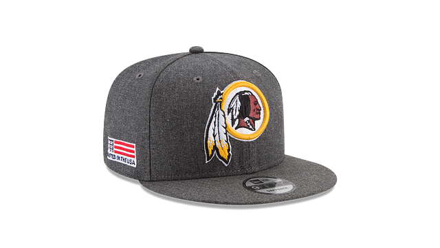 WASHINGTON REDSKINS CRAFTED IN THE USA 9FIFTY SNAPBACK