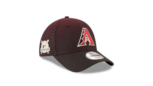 ARIZONA DIAMONDBACKS POSTSEASON SIDE PATCH 9FORTY ADJUSTABLE