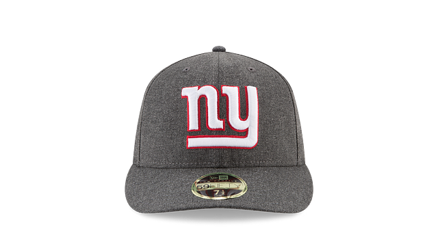 NEW YORK GIANTS CRAFTED IN THE USA LOW PROFILE 59FIFTY FITTED