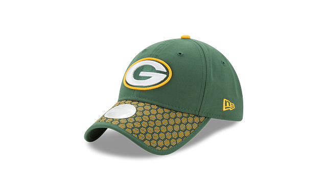 WOMEN'S GREEN BAY PACKERS OFFICIAL SIDELINE 9TWENTY ADJUSTABLE