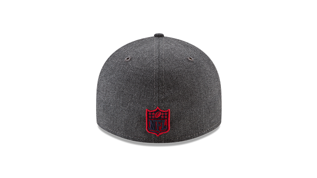 HOUSTON TEXANS CRAFTED IN THE USA LOW PROFILE 59FIFTY FITTED
