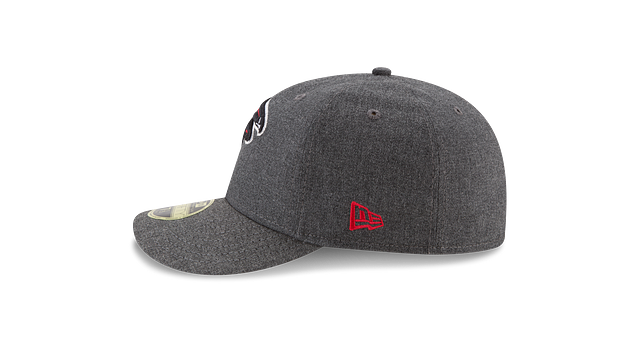 ATLANTA FALCONS CRAFTED IN THE USA LOW PROFILE 59FIFTY FITTED