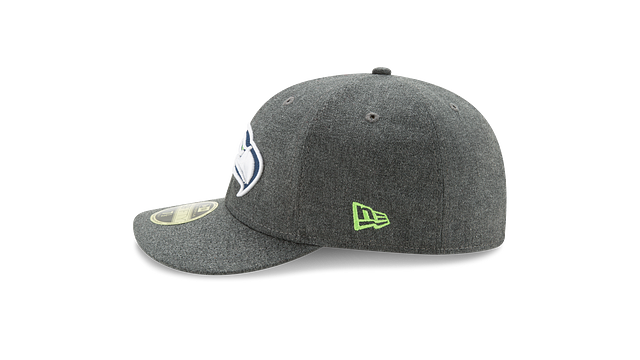 SEATTLE SEAHAWKS CRAFTED IN THE USA LOW PROFILE 59FIFTY FITTED
