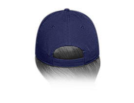 New Era Cap Women's 9FORTY Adjustable Hats | Rear