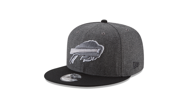BUFFALO BILLS CRAFTED IN THE USA - BLACK 9FIFTY SNAPBACK