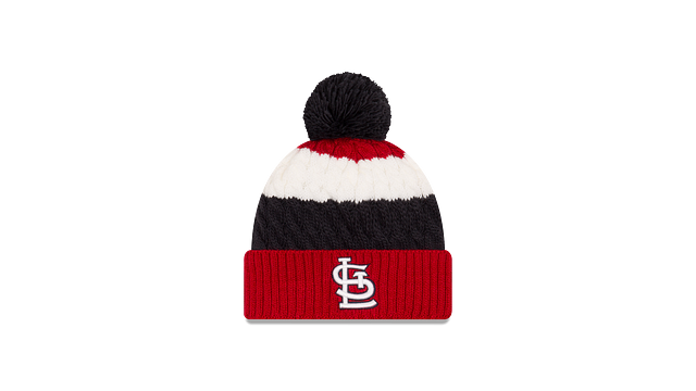 WOMENS ST. LOUIS CARDINALS LAYERED UP KNIT