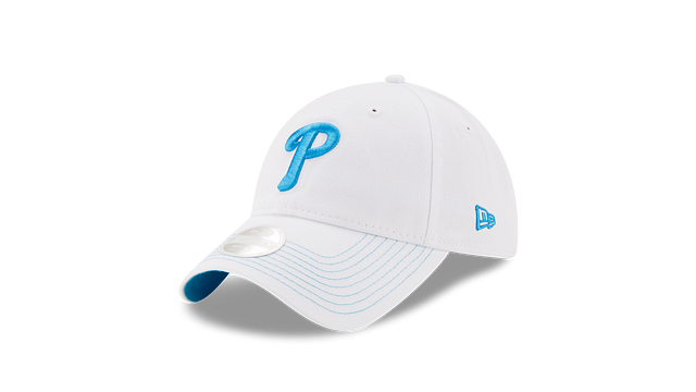 WOMENS PHILADELPHIA PHILLIES POP PREFERRED PICK 9TWENTY ADJUSTABLE