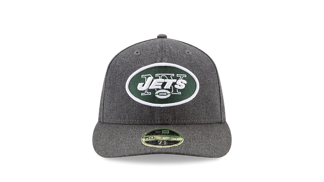 NEW YORK JETS CRAFTED IN THE USA LOW PROFILE 59FIFTY FITTED