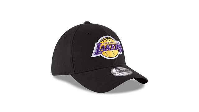LOS ANGELES LAKERS TEAM CLASSIC 39THIRTY STRETCH FIT