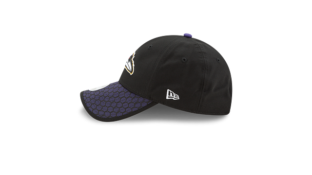 WOMEN'S BALTIMORE RAVENS OFFICIAL SIDELINE 9TWENTY ADJUSTABLE