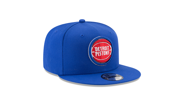 DETROIT PISTONS TEAM COLOR 9FIFTY SNAPBACK