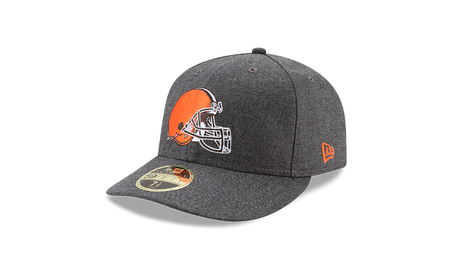 CLEVELAND BROWNS CRAFTED IN THE USA LOW PROFILE 59FIFTY FITTED