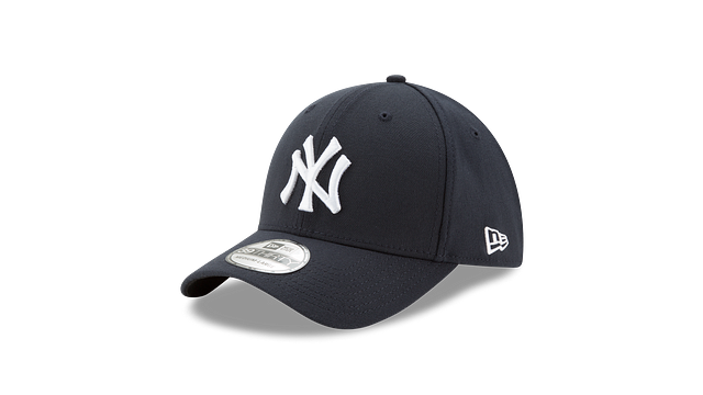 NEW YORK YANKEES POSTSEASON SIDE PATCH 39THIRTY STRETCH FIT