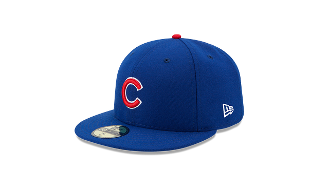 CHICAGO CUBS POSTSEASON SIDE PATCH AC 59FIFTY FITTED
