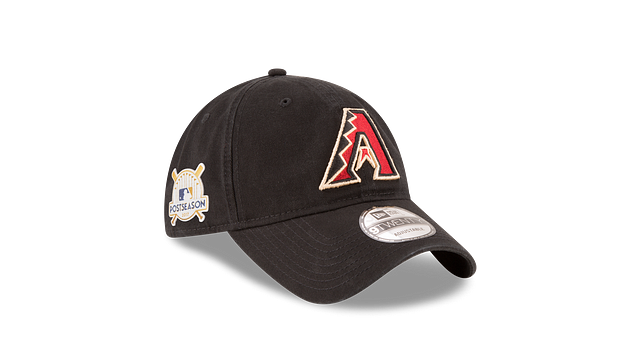 ARIZONA DIAMONDBACKS POSTSEASON SIDE PATCH 9TWENTY ADJUSTABLE