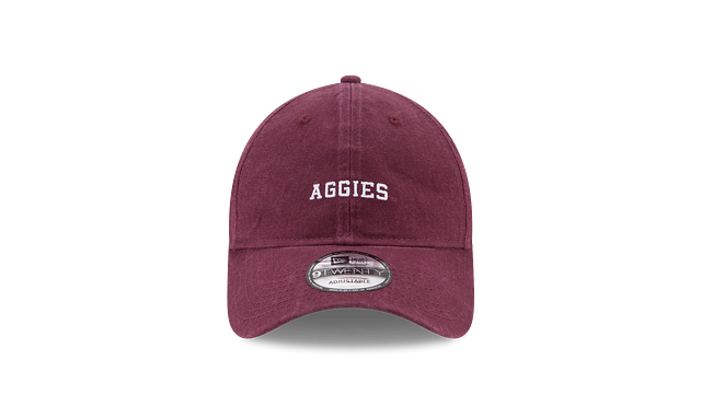 TEXAS A&M AGGIES  SOLID TEAM HIT 9TWENTY ADJUSTABLE