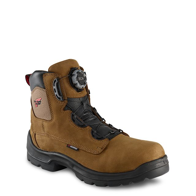 Men's 4216 Electrical Hazard Waterproof Non-Metallic Toe ...