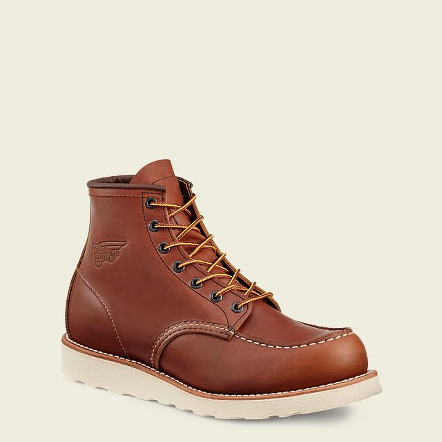 Mens Boots Highgrade 95982738 Red Wing Classic Moc Online Only