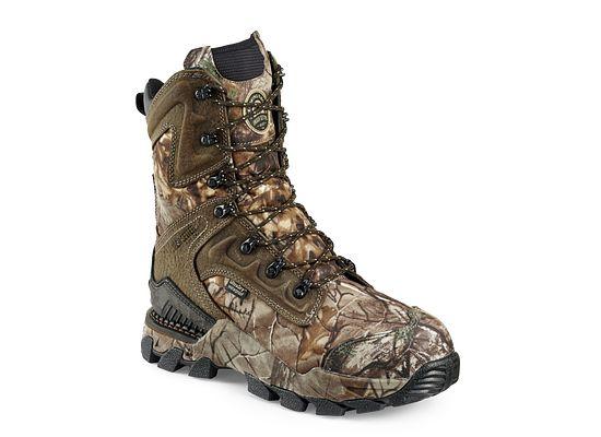 Mens Irish Setter Men's 4837 Deer Tracker 10 Inch Hunting Boot Sale Cheap Size 45