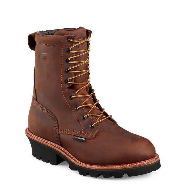 Mens Loggermax 9 Inch Logger Boot