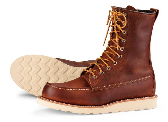 Red Wing Men's '877' Moc Toe Boot