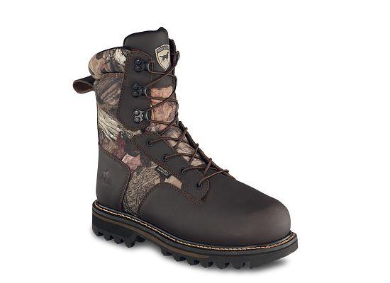 Men's Winter Boots For Sale Irish Setter Men 818 10 Inch 1000gr Gunflint Mossy Oak Break Up Camo 818 Get A Good Market