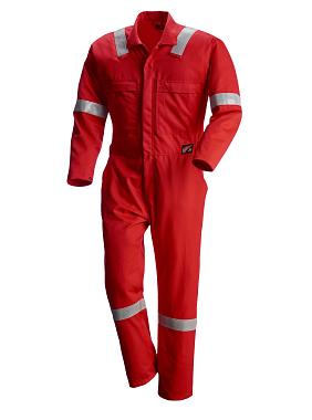 61615 Red Wing Desert Tropical FR Coverall