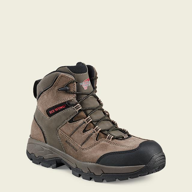 Men S 6670 Electrical Hazard Waterproof Steel Toe Truhiker