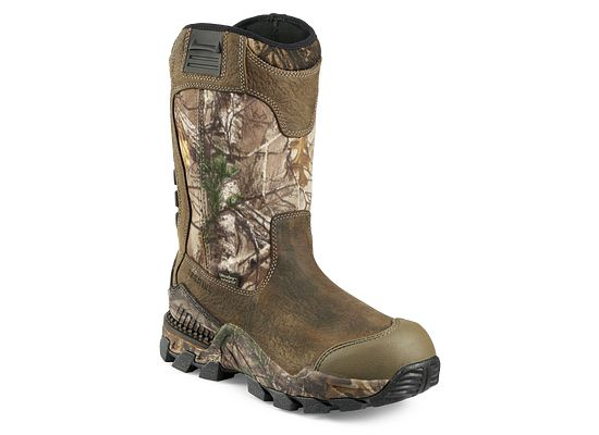 Mens Irish Setter Men's 4843 Deer Tracker 12 Inch Hunting Boot Online Size 43