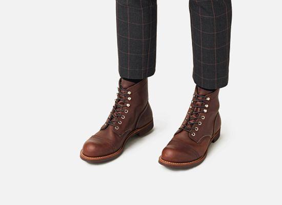 IRON RANGERRed Wing Shoes JITcT8Z