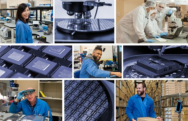 全球最大的可持续生产供应半导体厂商,产品100% 来自原厂
