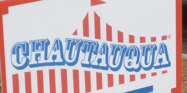 Greenville Chautauqua sign