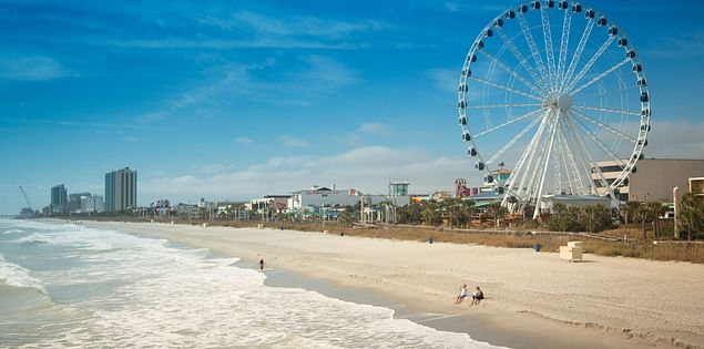 Find plenty of fun things to do in Myrtle Beach, South Carolina!