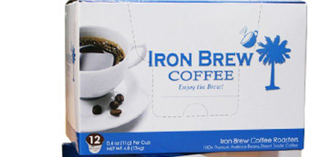 south carolina coffee iron brew