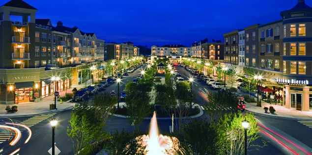 Find the finest shopping in Myrtle Beach and the Market Common.