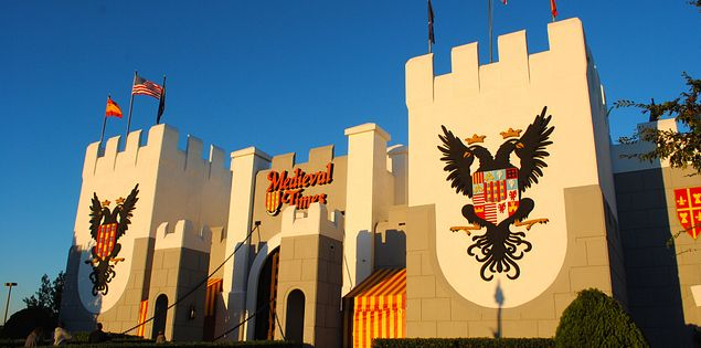 Family Fun at Medieval Times