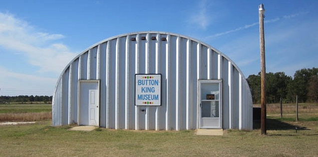 The Button Museum in Bishopville, South Carolina