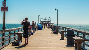 10 Great Fishing Piers in South Carolina